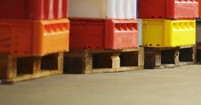 Logistica contenedores