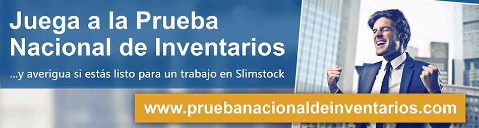 Prueba Nacional de Inventarios de Slimstock