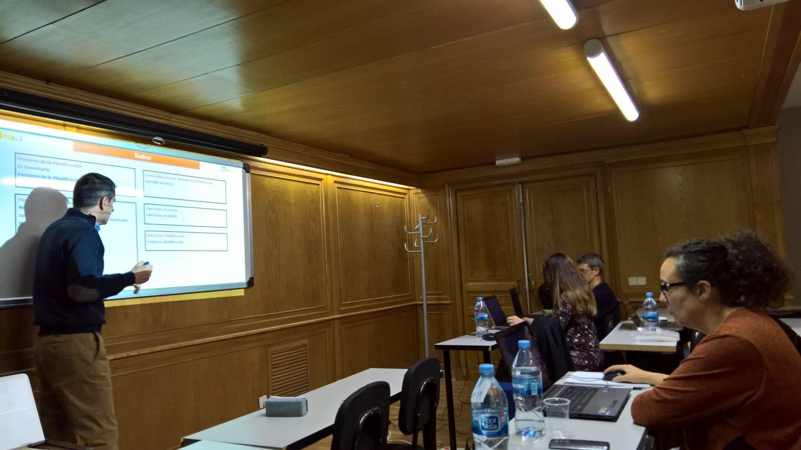 Seminario Tecnicas de Planificación