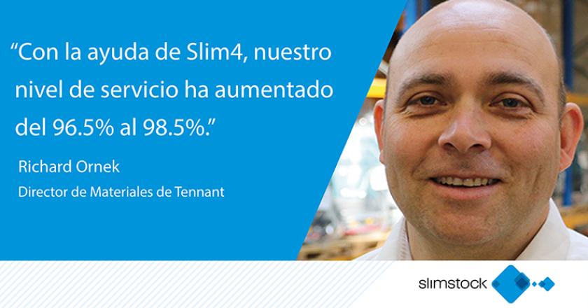 Business Case Tennant Slimstock