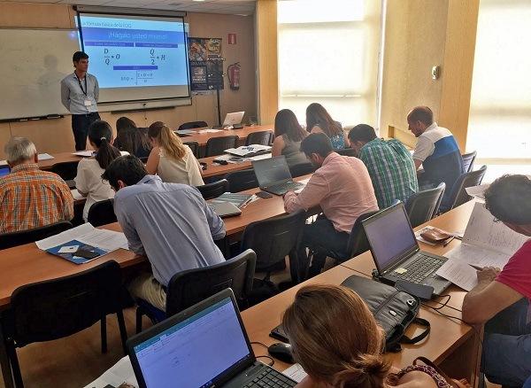 Éxito workshop EOQ de Slimstock con ICIL en Madrid