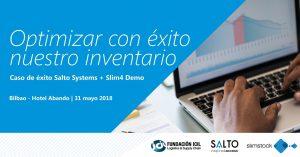 Desayuno Slimstock Salto_Systems 31.05.18